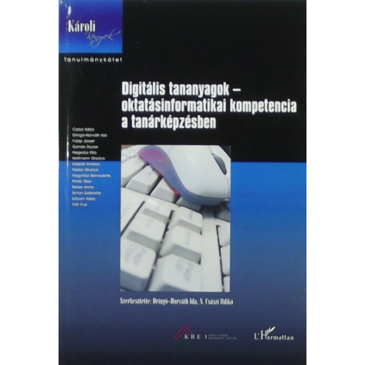 Digitális tananyag - Oktatásinformatikai kompetencia