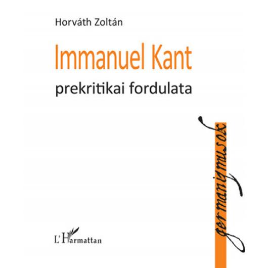 Immanuel Kant prekritikai fordulata