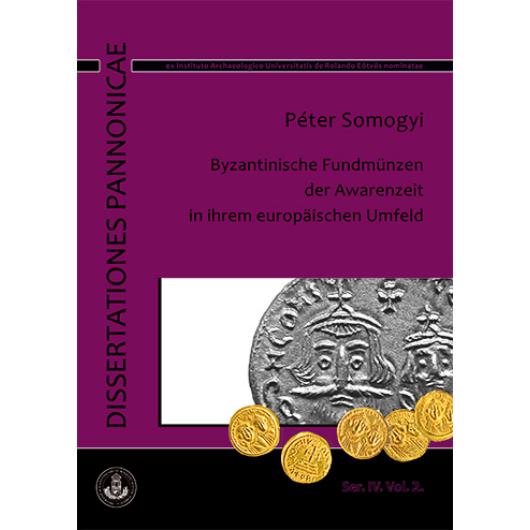 Byzantinische Fundmünzen der Awarenzeit