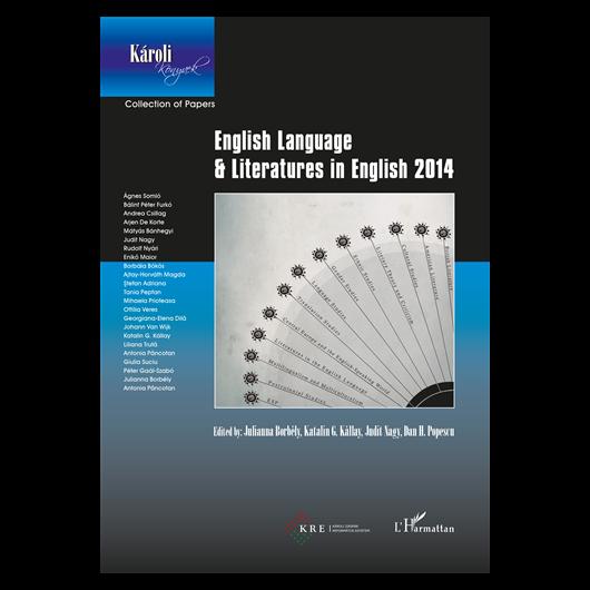 English language & literatures in english 2014