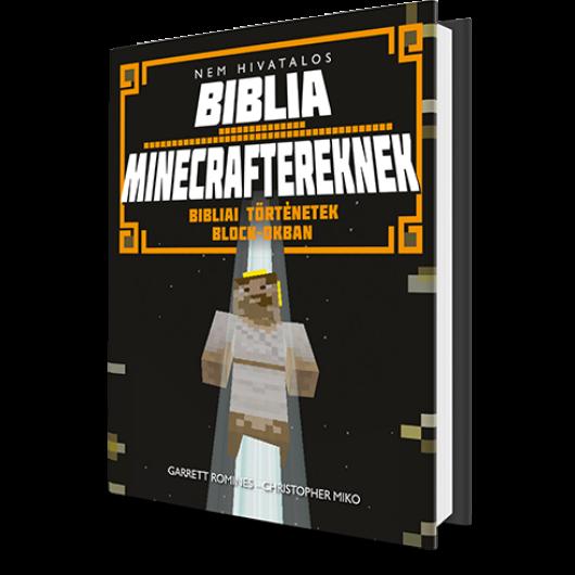 Nem hivatalos Biblia Minecraftereknek