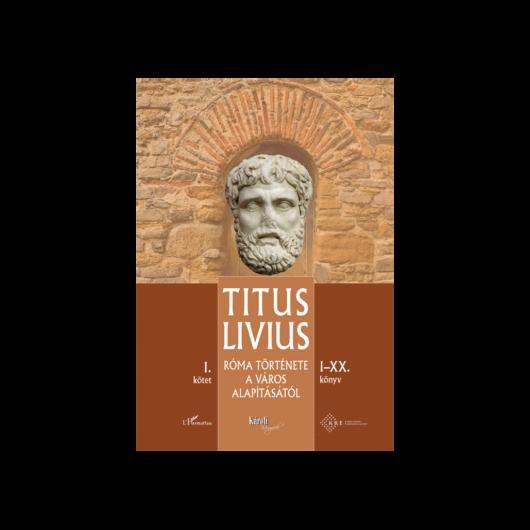 Róma története a Város alapításától - I. kötet