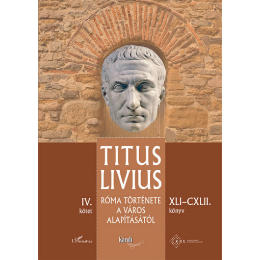 Róma története a Város alapításától - IV. kötet