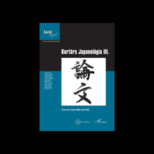Kortárs japanológia III.