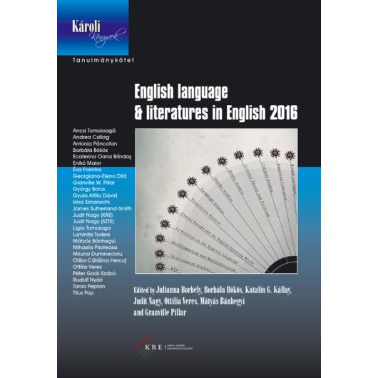 English language  & literatures in English 2016